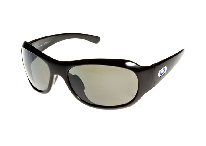 38135817b6 Polarized Sunglasses - Riot - Gloss Black